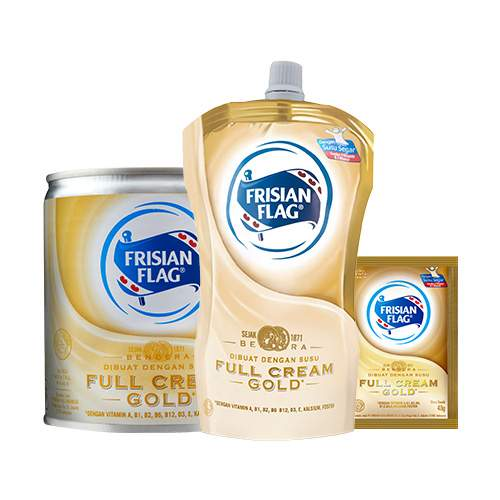 Frisian Flag Full Cream Gold