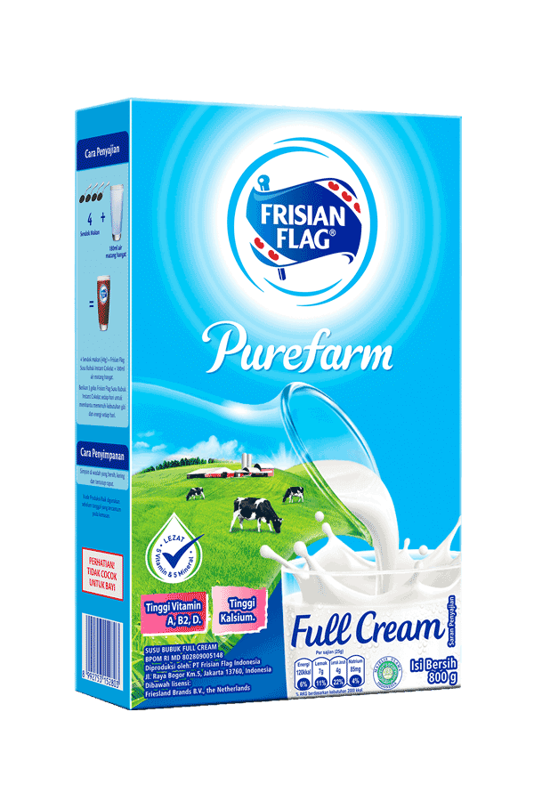 Frisian Flag Purefarm Full Cream