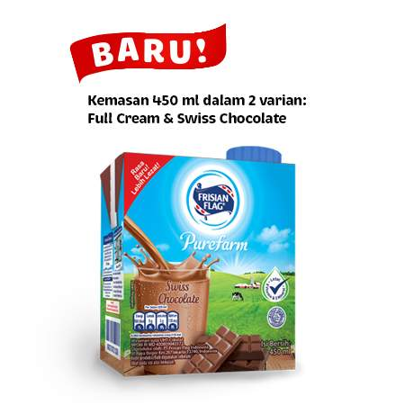 Purefarm Flavour Milk Swiss Chocolate