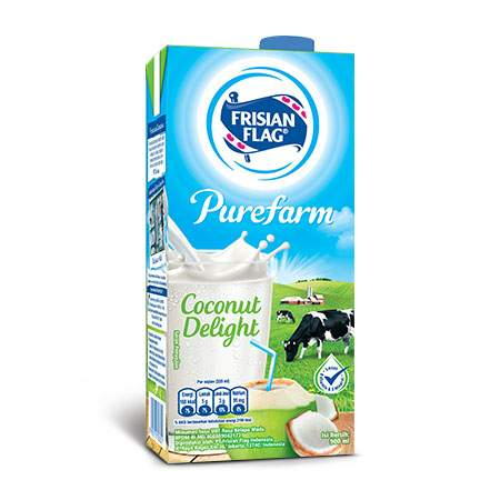 Purefarm Flavour Milk Coconut Delight