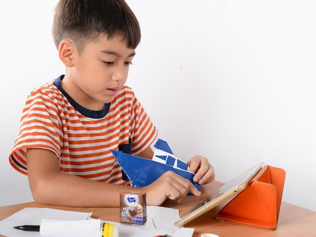 Bikin Sendiri Mainan Anak Yang Mudah