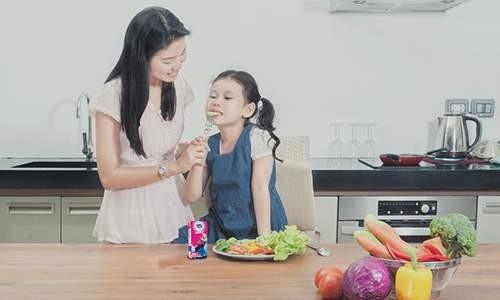 Bolehkah Anak Mencoba Menu Vegetarian?