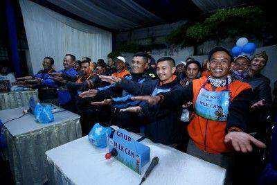 Frisian Flag Indonesia Jalin Diskusi Interaktif dengan Peternak Melalui BEWARA Liveshow
