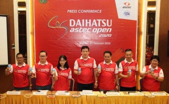 Frisian Flag Indonesia Kembali Dukung Daihatsu Astec Open 2020