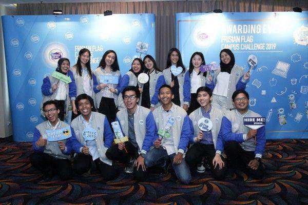 Frisian Flag Campus Challage, Gandeng Mahasiswa Ciptakan Strategi Marketing