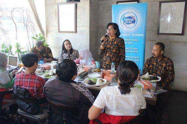 Training of Trainers Gerakan Nusantara Beri Manfaat Positif Bagi Guru & Siswa Sekolah Dasar