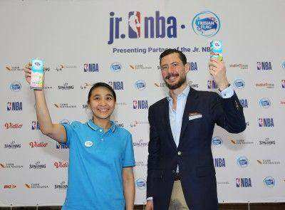 Frisian Flag Indonesia Kembali Kampanyekan Drink, Move, Be Strong Melalui Jr. NBA 2018