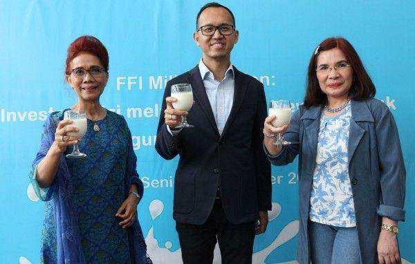Frisian Flag Indonesia Dorong Investasi Gizi melalui Asupan Protein Hewani untuk Bangun Generasi Produktif Bangsa