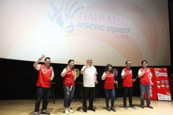 Frisian Flag Indonesia Dukung Daihatsu Astec Open 2020