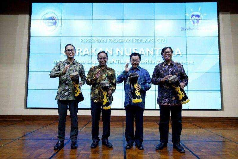 Gerakan NUSANTARA 2018 dari Frisian Flag Indonesia Fokus Menyasar Kabupaten Tertinggal