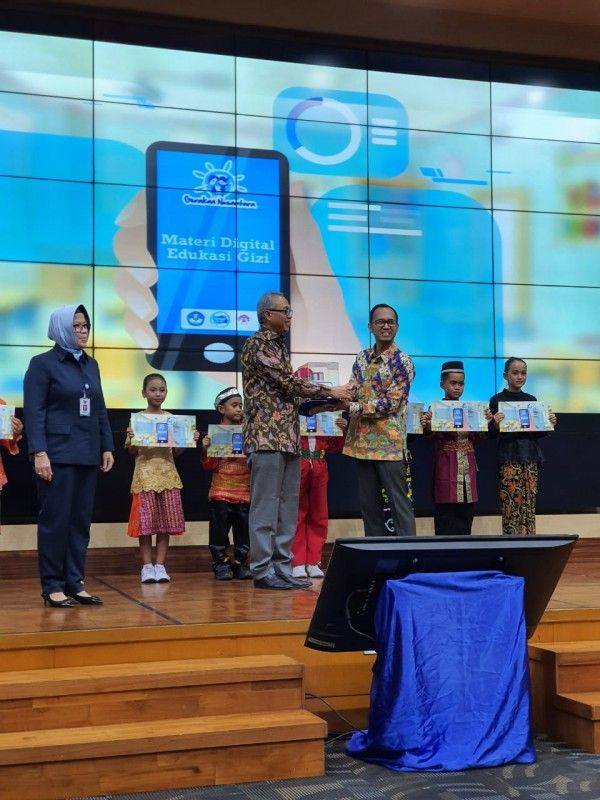 Program Gerakan Nusantara 2019, Kembangkan Pemanfaatan Media Digital untuk Sebarkan Ilmu Gizi ke Seluruh Indonesia