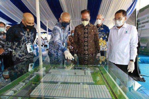 Bangun Pabrik Baru, Frisian Flag Indonesia Terapkan Teknologi Modern Ramah Lingkungan