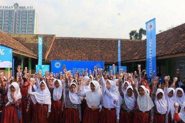 Rayakan Hari Susu Sedunia dengan Mengedukasi 5.000 siswa Sekolah Dasar di Jawa Barat & Jawa Timur
