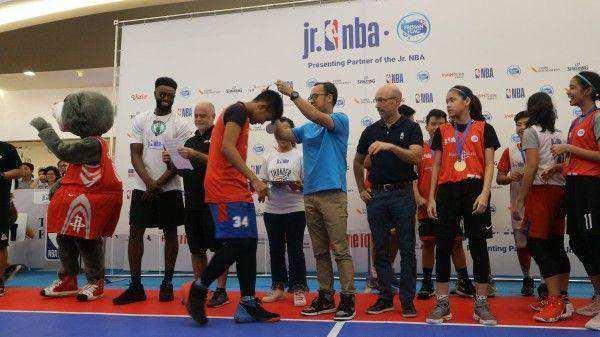 Frisian Flag Lahirkan Generasi Muda Sehat & Aktif Melalui Program Jr. NBA Indonesia