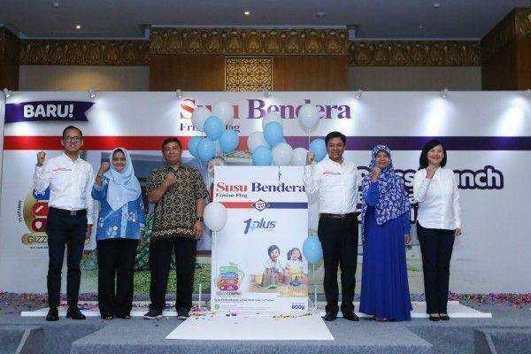 Frisian Flag Indonesia Luncurkan Susu Bubuk Pertumbuhan Susu Bendera dan Gerakan Ibu #SekarangSemuaBisa