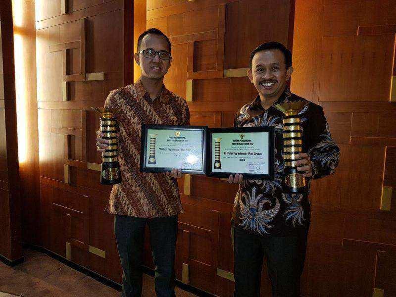 Frisian Flag Indonesia Berhasil Pertahankan Peringkat Penghargaan Industri Hijau 2017