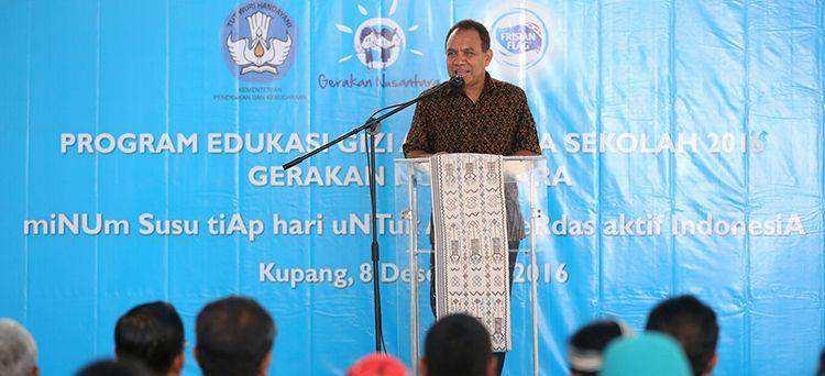 Frisian Flag Untuk Pertama Kalinya Selenggarakan Gerakan Nusantara di Nusa Tenggara Timur