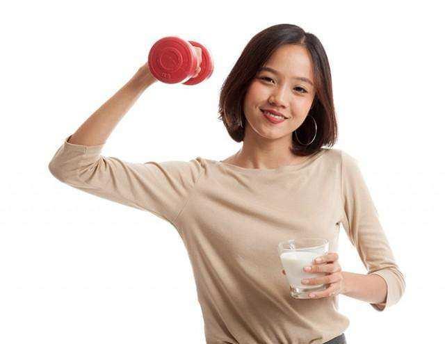 Ini Fakta Kebaikan Susu dalam Membentuk Tubuh Ideal!