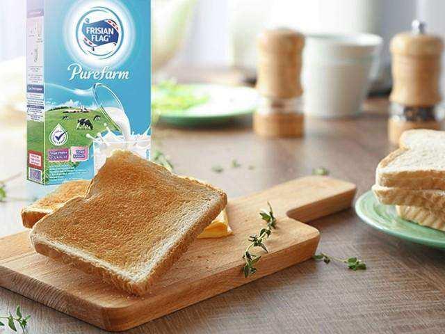 Manfaat Roti dan Susu Untuk Sarapan