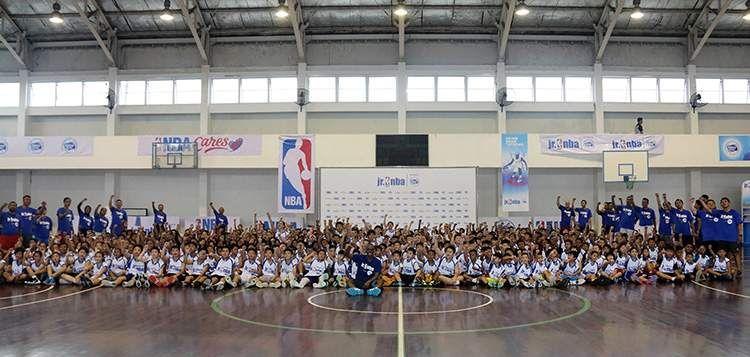 Jr. NBA Indonesia Mendapat Sambutan Luar Biasa Dari Para Pelajar di Kota Surabaya & Bandung