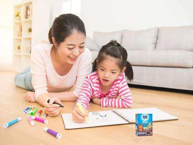 Kegiatan yang dapat dilakukan Ibu dengan Si Kecil di rumah