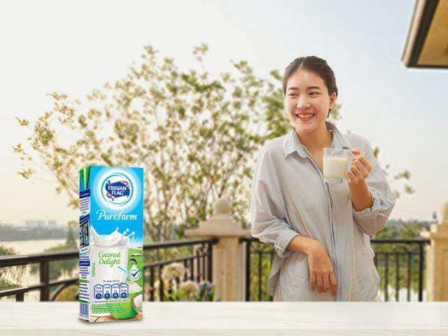 Pentingnya konsumsi susu di sore hari
