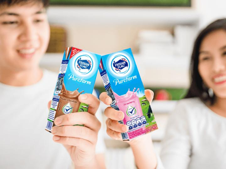 Sampai usia berapa manusia minum susu?