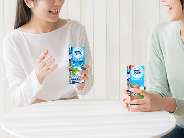 Tips minum susu buat kamu yang mengalami intoleransi laktosa