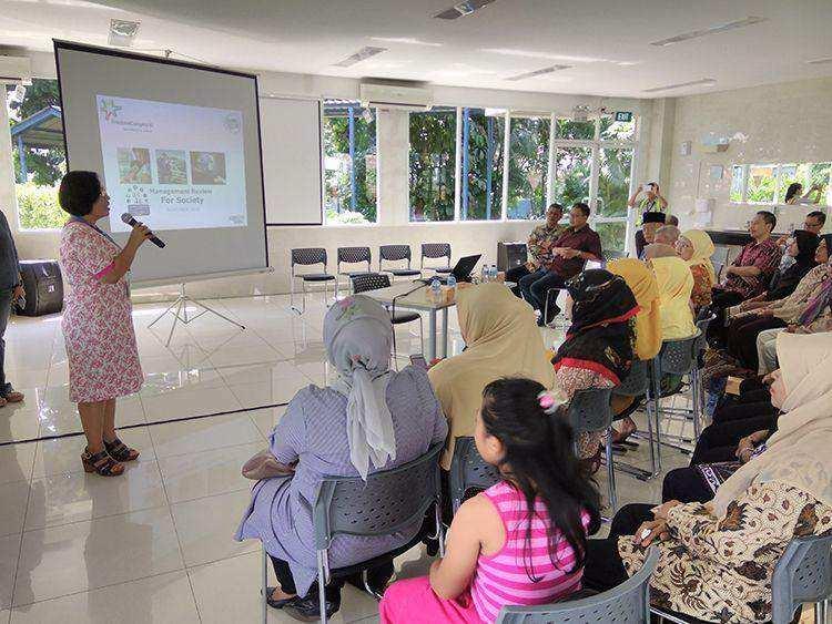 FFI Ajak Warga Belajar Tentang Keamanan di dalam Lingkungan Rumah