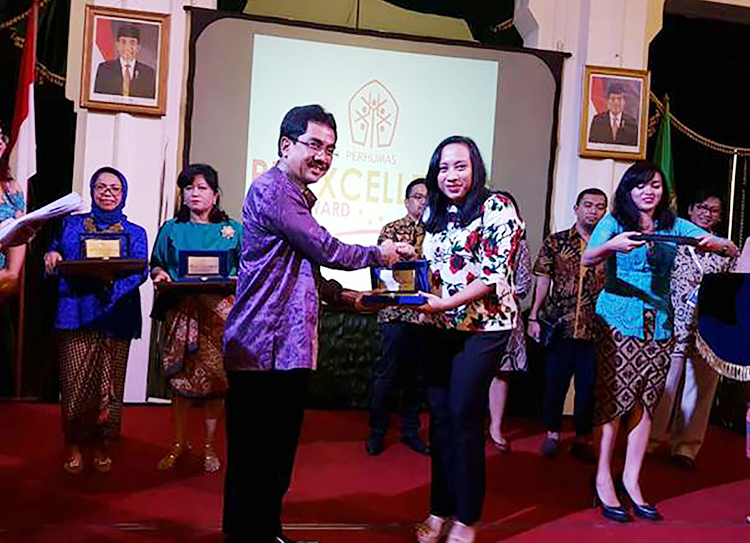 Frisian Flag Indonesia Raih Penghargaan PERHUMAS PR Excellent Award 2016