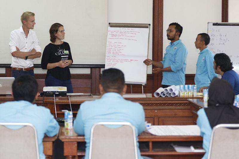 FFI Fasilitasi Dialog antara Peternak Muda Belanda dengan Peserta Young Farmer Academy