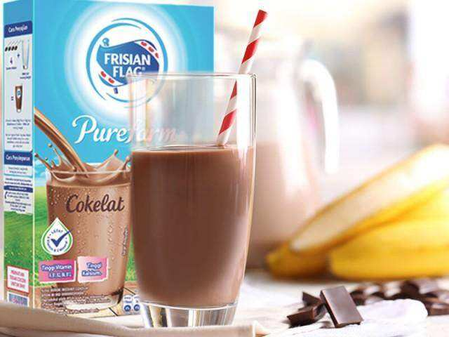 Minum Susu Cokelat di Pagi Hari itu Penting, Ini Faktanya