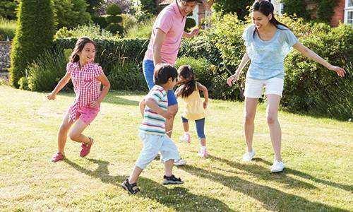 Pentingnya Hidup Sehat untuk Parenting yang Bersemangat