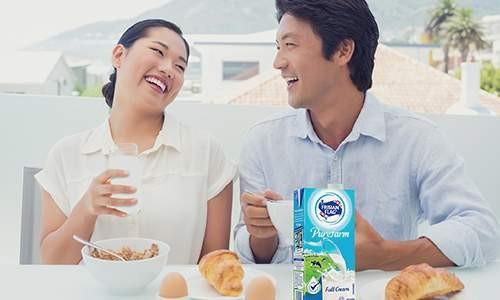 Rutin Minum Susu di Pagi Hari, Lebih dari Sekadar Memberi Manfaat Gizi