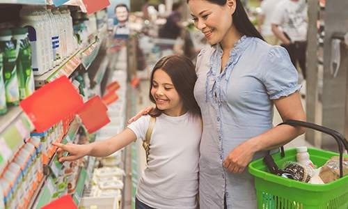 Tips Memilih Susu Anak yang Tepat pada Usia Sekolah