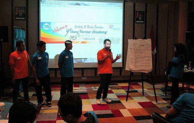 Young Farmer Academy Ciptakan Generasi Peternak Muda untuk Indonesia
