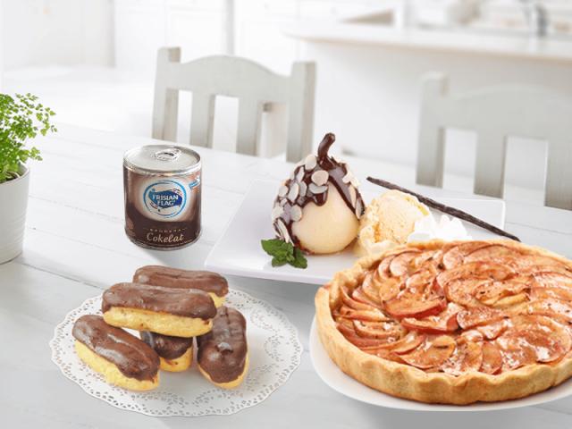 Bikin Dessert ala Prancis Dengan Manfaat Susu Kental Manis