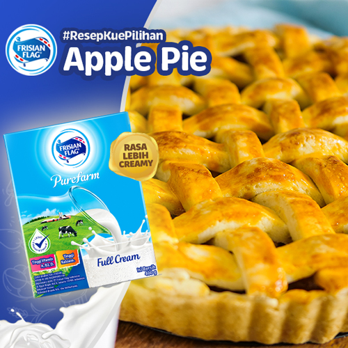 Resep Kue Apple Pie