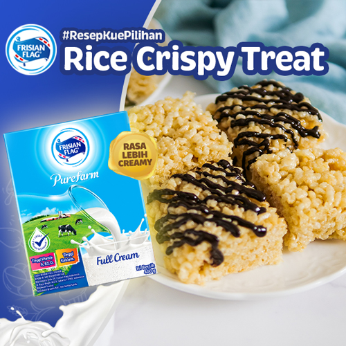 Resep Kue Kering Rice Crispy Treats