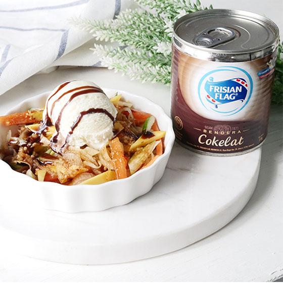 Rujak Es Cream