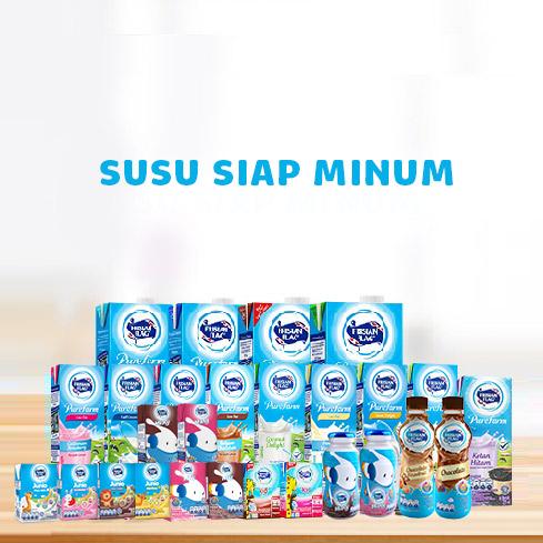 Susu Siap Minum Purefarm Mobile