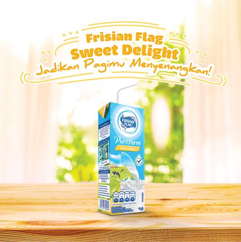Banner Sweet Delight Mobile